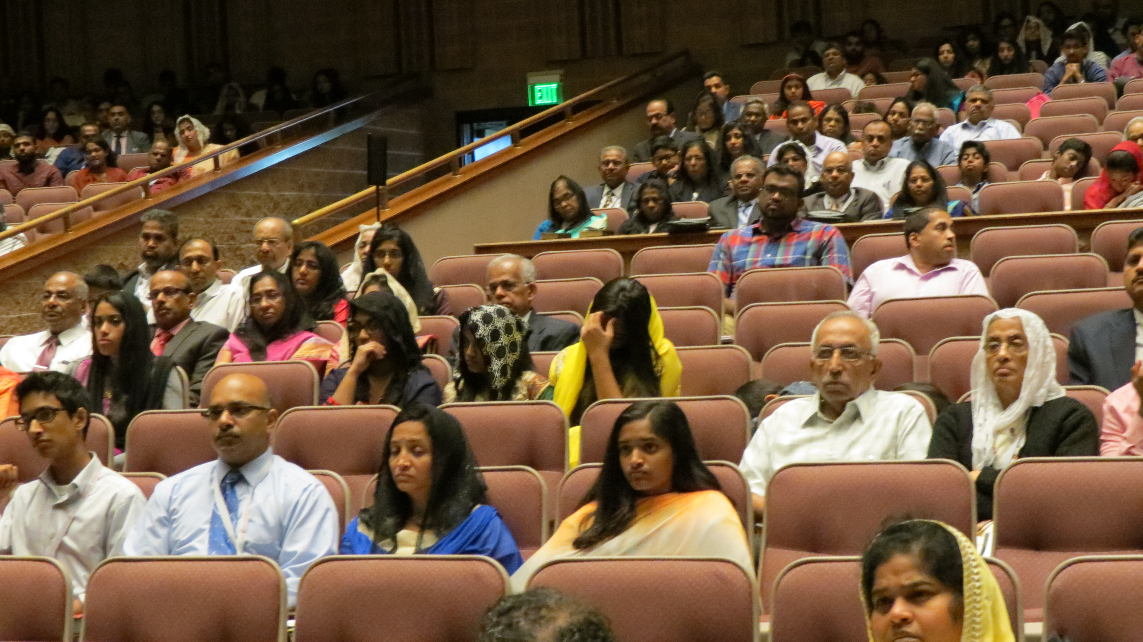 5th Day PLENARY AUDIENCE 10