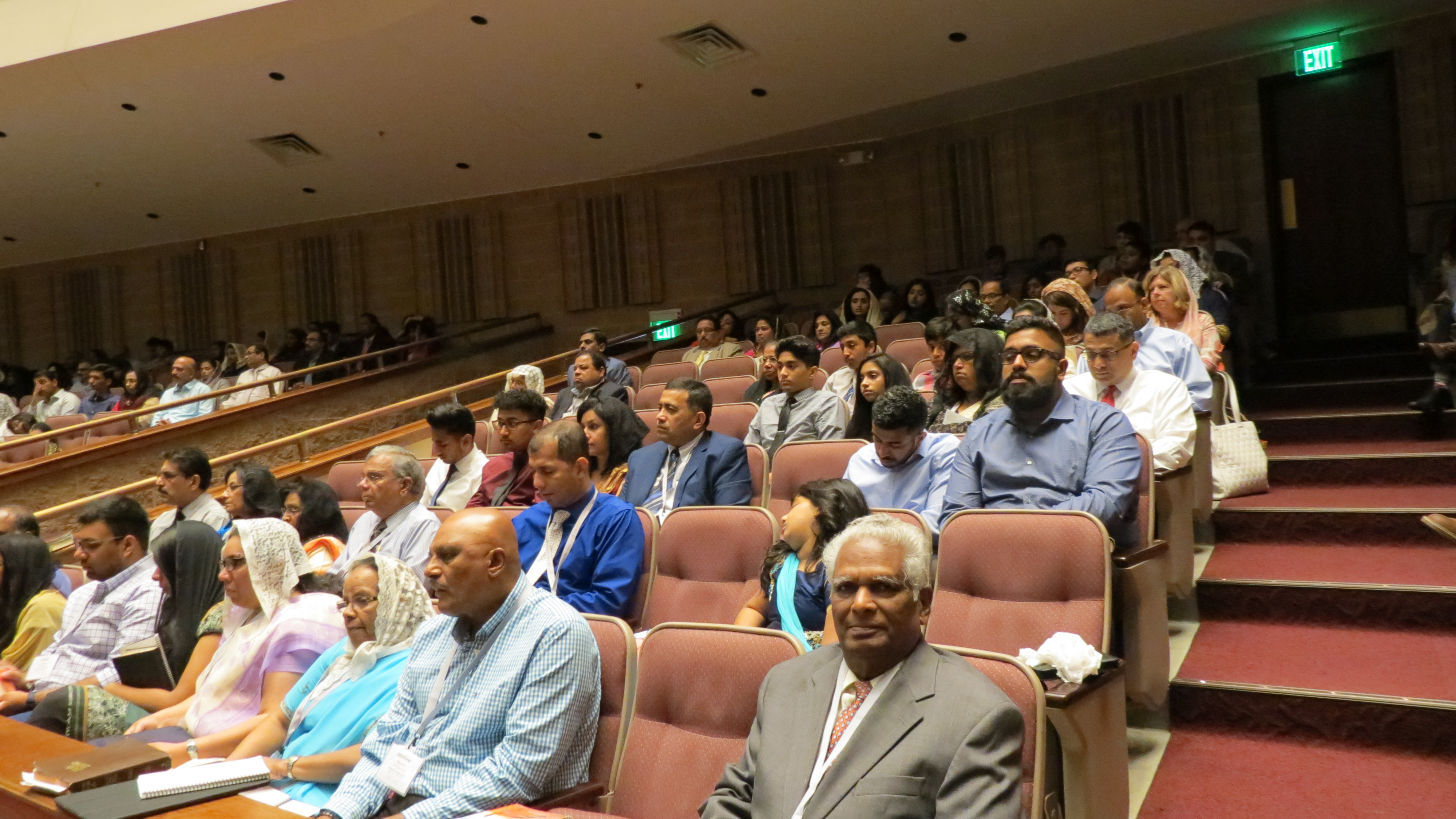5th Day PLENARY AUDIENCE 3