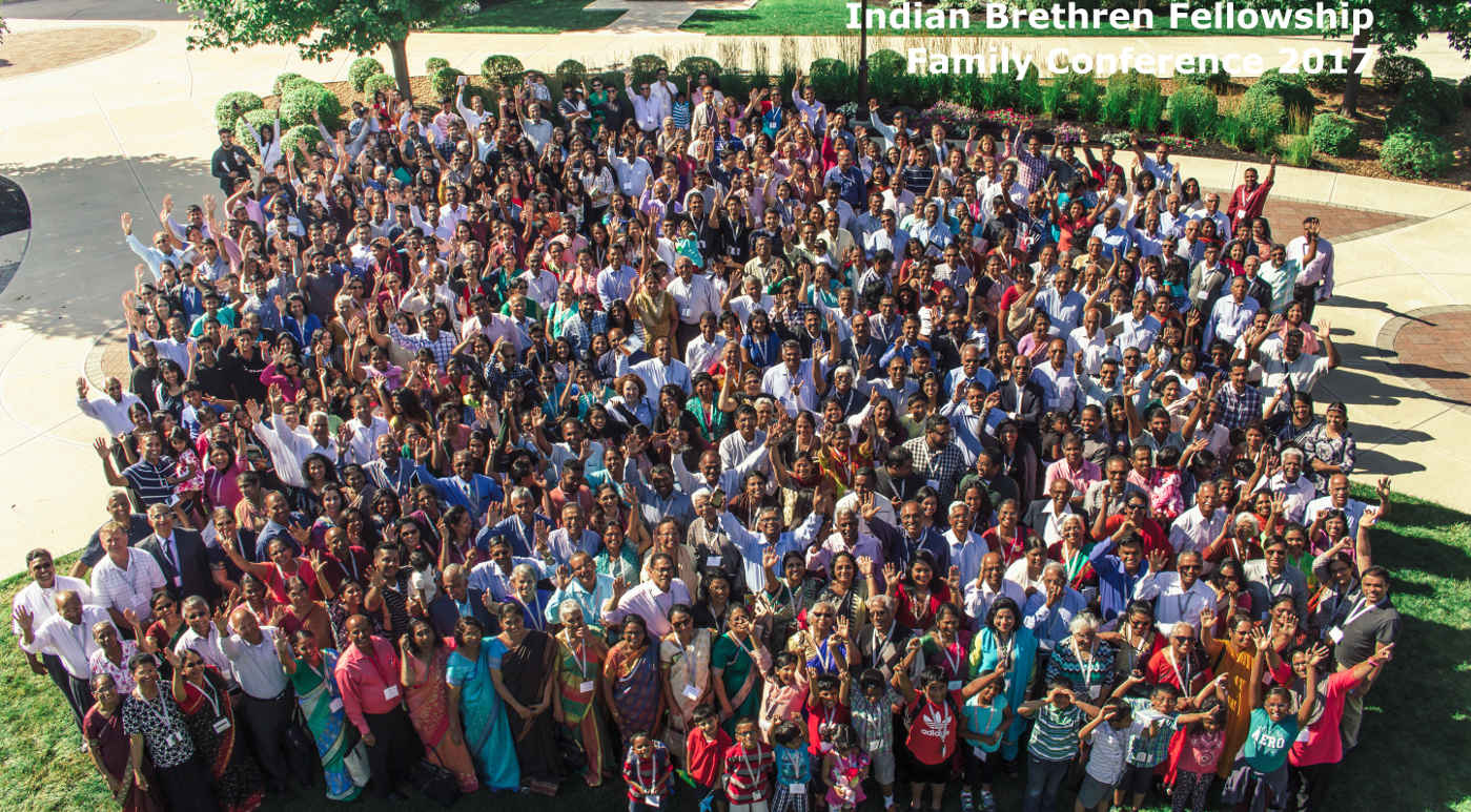IBF Conference 2017 Group Photo